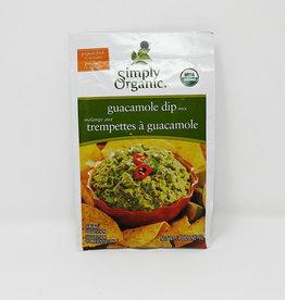 Simply Organic Simply Organic - Guacamole Mix (PKG)