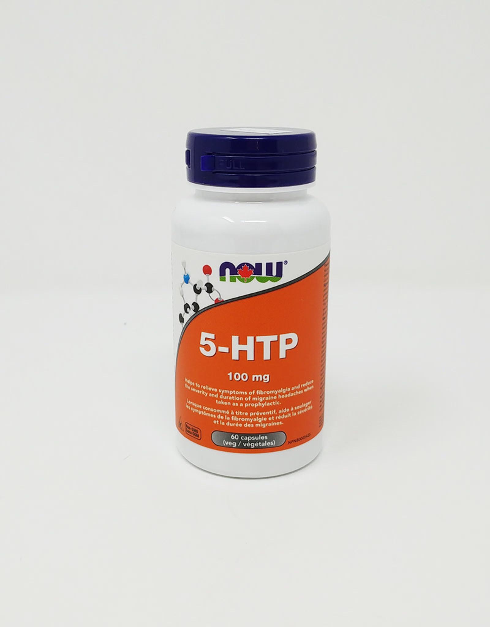 NOW Foods Now Foods - 5-HTP (60 caps)