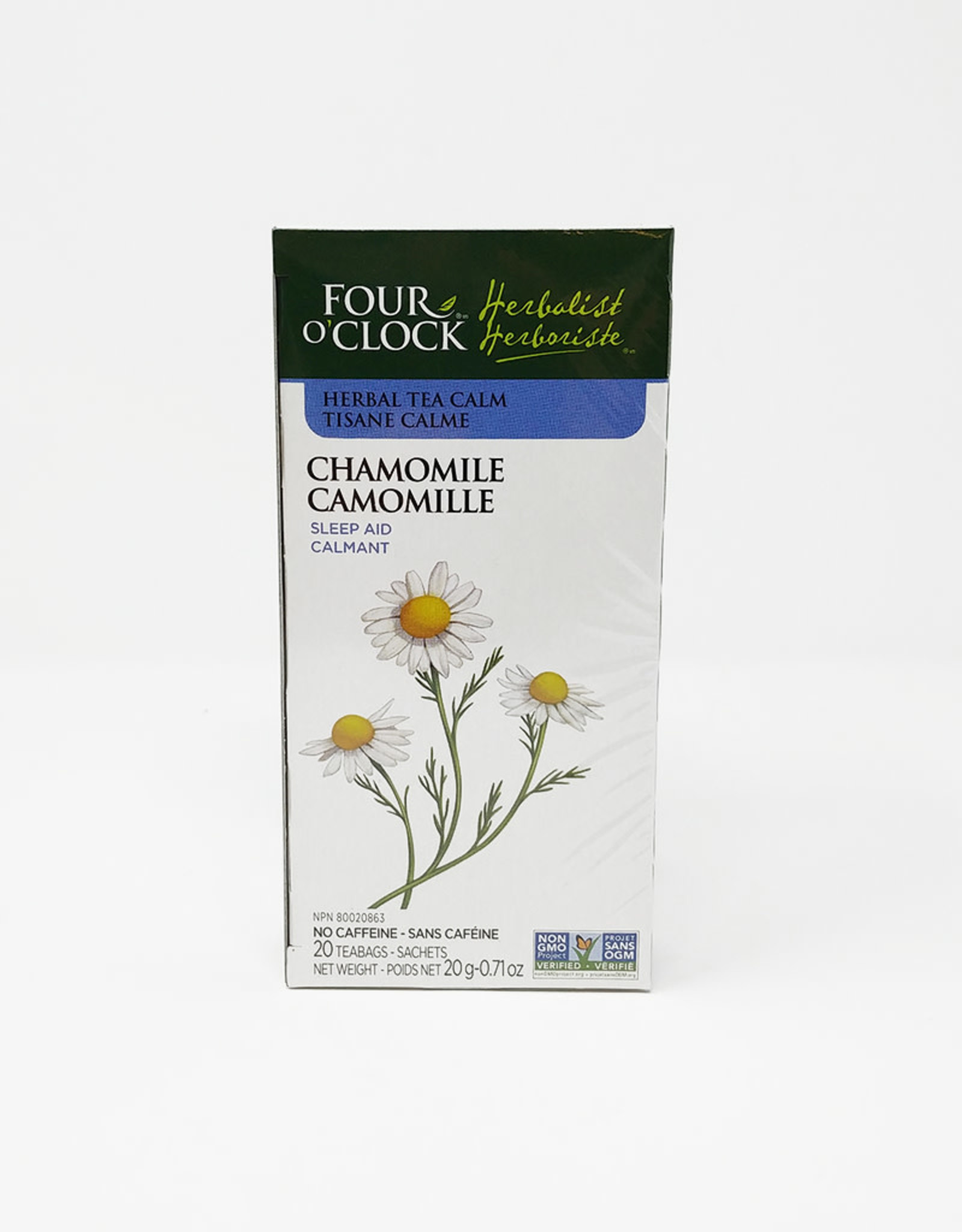 Four O'clock Four OClock - Tea, Chamomile