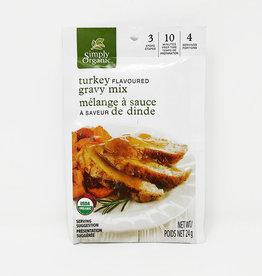 Simply Organic Simply Organic - Gravy, Turkey