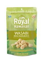 Royal Hawaiian Orchards Royal Hawaiian Orchards - Macadamia Nuts, Wasabi (113g)