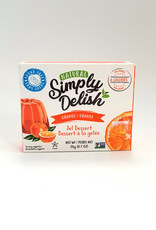 Simply Delish Simply Delish - Jell-O, Orange