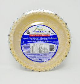 Wholly Wholesome Wholly Wholesome - Pie Crust, Org. Traditional Plain
