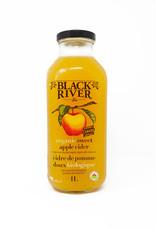 Black River Black River - Organic Juice, Sweet Apple Cider (1L)