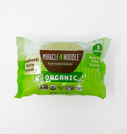 Miracle Noodle Miracle Noodle - Plant Noodles, Organic Spaghetti (200g)