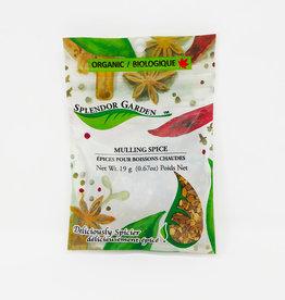 Splendor Garden Splendor Garden - Spices, Organic Mulling Spice (19g)