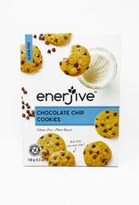 Enerjive Enerjive - Gluten Free Cookies, Chocolate Chip