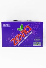 Zevia Soda Zevia - Soda, Grape (6pk)