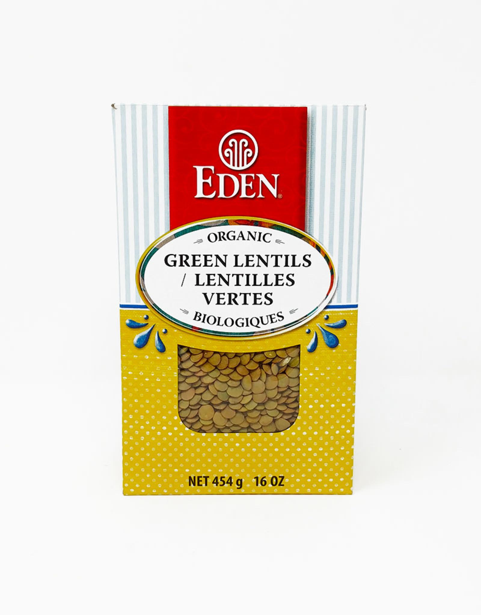Eden Foods Eden Foods - Lentils, Green (454g)
