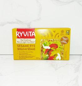 Ryvita Ryvita Crispbreads - Sesame Rye