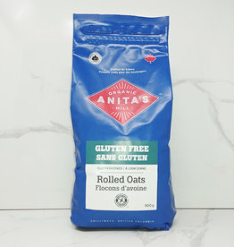 Anita's Organic Mill Anitas Organic Mill - Old Fashioned Rolled Oats (900g)