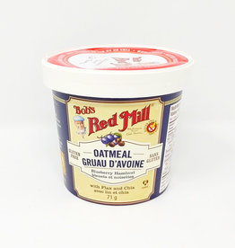 Bob's Red Mill Bobs Red Mill - Oatmeal Cups, Blueberry & Hazelnut (61g)
