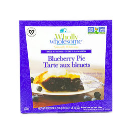 """Wholly Wholesome Wholly Wholesome - Pies, Blueberry (8"""")"""