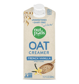 Nutpods Nutpods - Oat Creamer, French Vanilla  Unsweetened (330ml)
