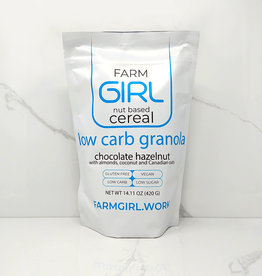 Farm Girl Farm Girl - Nut Based Cereal, Hazelnut (420g)