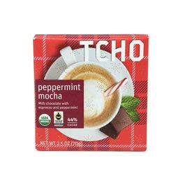 TCHO TCHO - Chocolate Bars, Peppermint Mocha