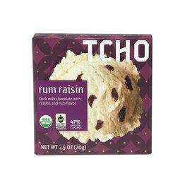 TCHO TCHO - Chocolate Bars, Rum Raisin