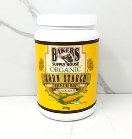 Baker's Supply House Bakers Supply House - Corn Starch (250g)