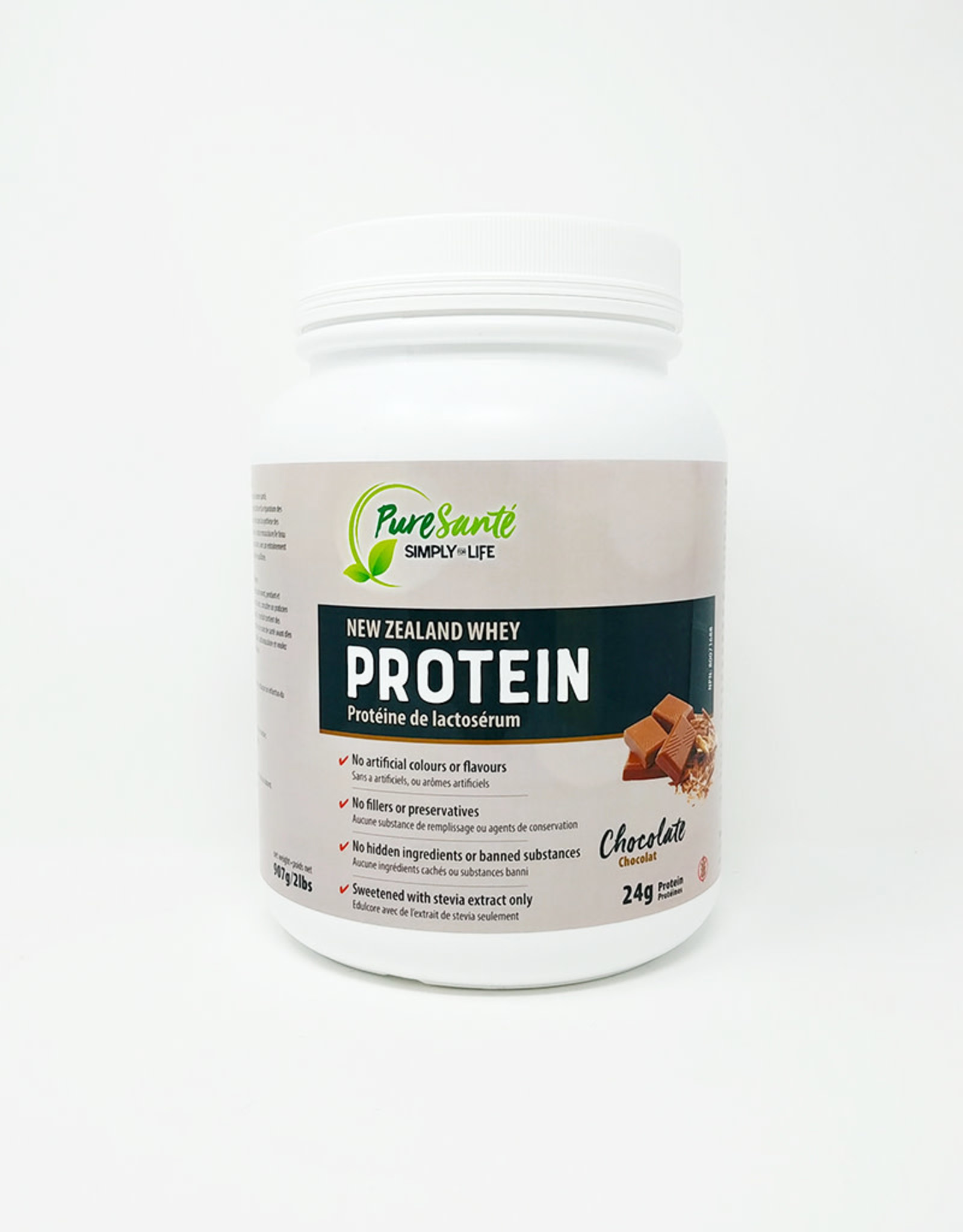 Simply For Life SFL - Protein Powder, Chocolate (2 lbs)
