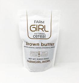 Farm Girl Farm Girl - Nut Based Cereal, Brown Butter (300g)