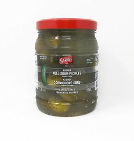 Strubs Strubs - Kosher Full Sour Pickles (1.5L)