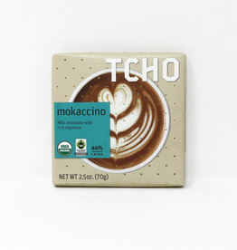 TCHO TCHO - Chocolate Bars, Mokacinno