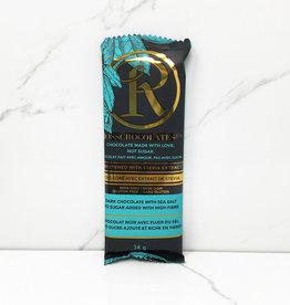 Ross Chocolate Ross - Chocolate Bars, Dark Chocolate Sea Salt