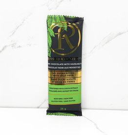 Ross Chocolate Ross - Chocolate Bars, Dark Chocolate Hazelnut