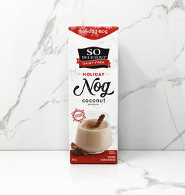 So Delicious So Delicious - Coconut Holiday Nog (946ml)