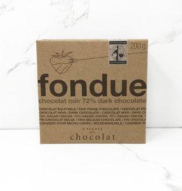 Galerie Au Chocolat Galerie Au Chocolat - Fondue, Dark Chocolate