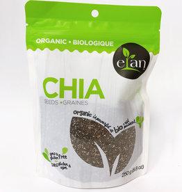 Elan Elan - Organic Chia Seeds