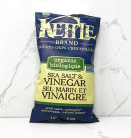 Kettle Kettle Brand - Organic Chips, Salt & Vinegar (170g)