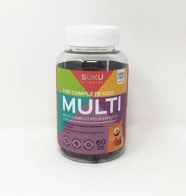Suku Vitamins Suku Vitamins - Complete Kids Multi Vitamin (60 gummies)