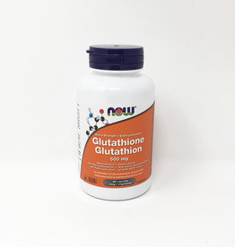 NOW Foods NOW Foods - Glutathione 500mg (60vcaps)