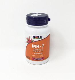NOW Foods NOW Foods - MK-7 Vitamin K2 100mcg (60caps)