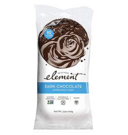 Element Element - Rice Cakes, Dark Chocolate (6pk)