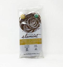 Element Element - Rice Cakes, Milk Chocolate (6pk)