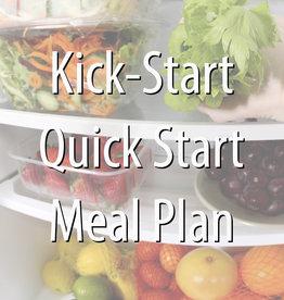 Kick Starter Meal Plan