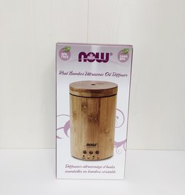 NOW Foods NOW Foods - Diffuser, Bamboo Ultrasonic
