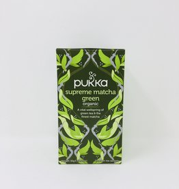 Pukka Pukka - Tea, Supreme Matcha