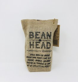 Bean Head Bean Head - Coffee, Whole Bean (340g)