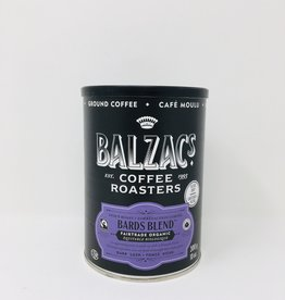 Balzac's Coffee Roasters Balzacs Coffee Roasters - Bards Blend (300g can)