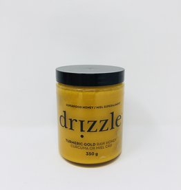 Drizzle Drizzle - Superfood Honey, Turmeric Gold