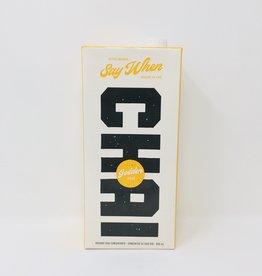 Say When Say When - Chai Beverage, Golden Chai