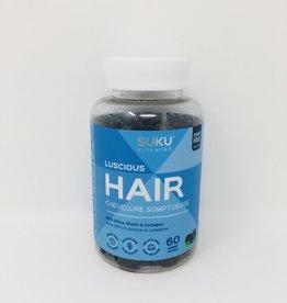 Suku Vitamins Suku Vitamins -  Luscious Hair (60 gummies)