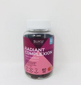 Suku Vitamins Suku Vitamins - Radiant Complexion   (60 gummies)