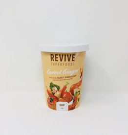 Revive Superfoods Revive Superfoods - Soups, Carrot Ginger