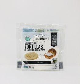 The Real Coconut The Real Coconut - Coconut Flour Torillas