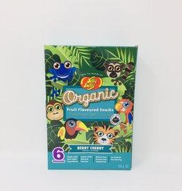 Jelly Belly Jelly Belly - Organic Fruit Snacks, Berry Cherry