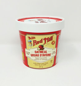 Bob's Red Mill Bobs Red Mill - Oatmeal Cups, Apple Cinnamon (61g)